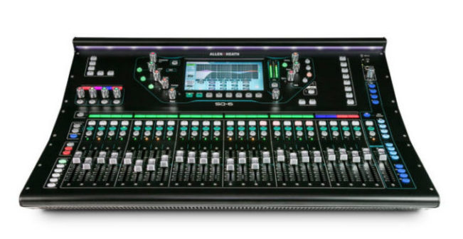 Allen & Heath SQ 6